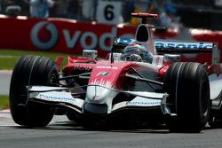 Jarno Trulli, Toyota Racing, TF108