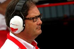 Frank Dernie, Toyota Racing