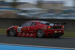 #83 Risi Competizione Ferrari F430 GT: Tracy Krohn, Nic Jonsson, Eric van de Poele