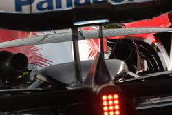 Kamui Kobayashi, Test Driver, Toyota F1 Team, TF108, detail