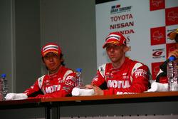 Michael Krumm and Masataka Yanagida, Nismo
