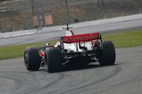 Silverstone June testing