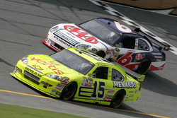 Paul Menard and David Ragan