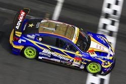 Manabu Orido and Tsubasa Abe, Racing Project Bandoh