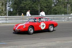#19 Alfa Romeo SZT 1961: Gilles Guichet
