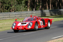 #46 Alfa Romeo 33/2 1968: David Jacobs