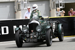 #43 Bentley 4,5 Le Mans 1929: Martin Overington