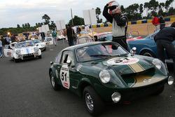 #51 Mini Marcos 1967: Arnaud Pautigny, Charles Edouard Rousseau