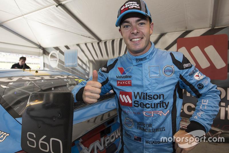 23. 斯科特·麦克劳克林——V8超级房车赛 加里·罗杰斯车队(沃尔沃厂队) 年度第八