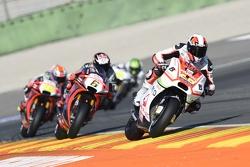 Yonny Hernandez, Pramac Racing Ducati and Stefan Bradl, Aprilia Racing Team Gresini