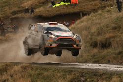 罗伯特·库比卡、马切克·斯捷潘尼亚克,福特Fiesta WRC