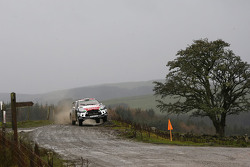 Kris Meeke and Paul Nagle, Citroën DS3 WRC, Citroën World Rally Team