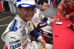 Ryo Hirakawa, Lexus Team KeePer Tom's