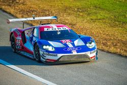 Ganassi Racing prepared Ford GT