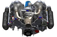 Mecachrome engine
