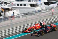 Formula 1 Photos - Max Verstappen, Scuderia Toro Rosso STR10, Sebastian Vettel, Ferrari SF15-T