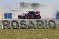 World Rallycross Photos - Davy Jeanney, Team Peugeot Hansen