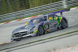 AAI车队35号梅赛德斯奔驰SLS AMG GT3:陈汉承、谷口信輝、吉本大树、谷川达也