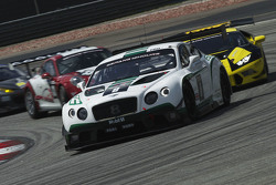 #8 Bentley Team M-Sport Bentley Continental GT3: Maximilian Buhk, Maxime Soulet, Andy Soucek