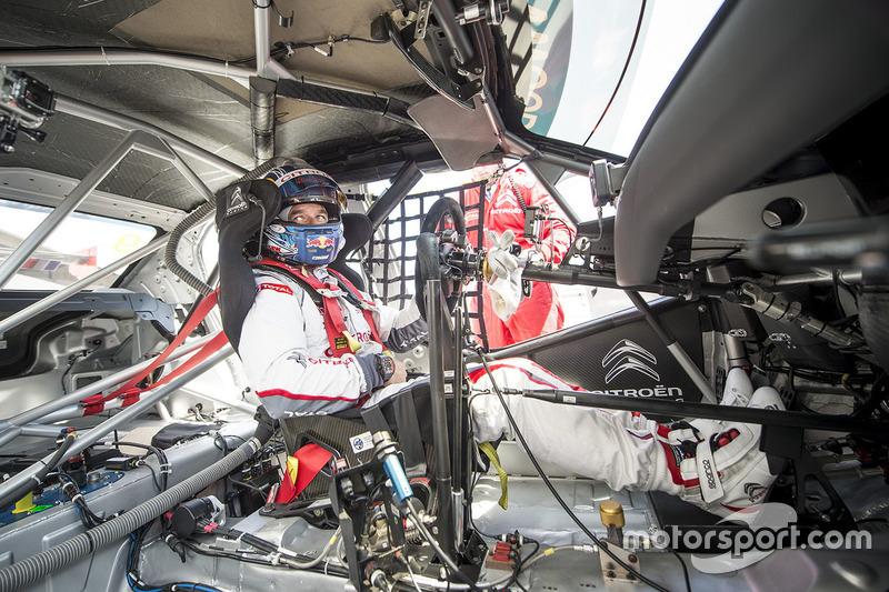 14.塞巴斯蒂安·勒布——WTCC世界房车锦标赛 雪铁龙车队 年度季军(4胜)