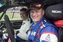 #307 丰田:弗拉基米尔·瓦西里耶夫、康斯坦丁·日利佐夫