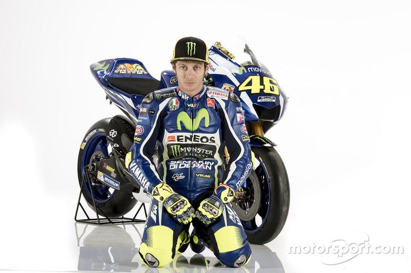 10. Valentino Rossi, Yamaha Factory Racing