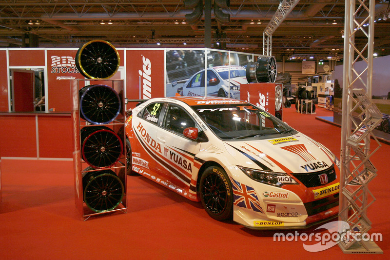 52 gordon shedden honda yuasa racing honda civic type r. Black Bedroom Furniture Sets. Home Design Ideas