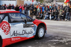 Abu Dhabi Total World Rally team