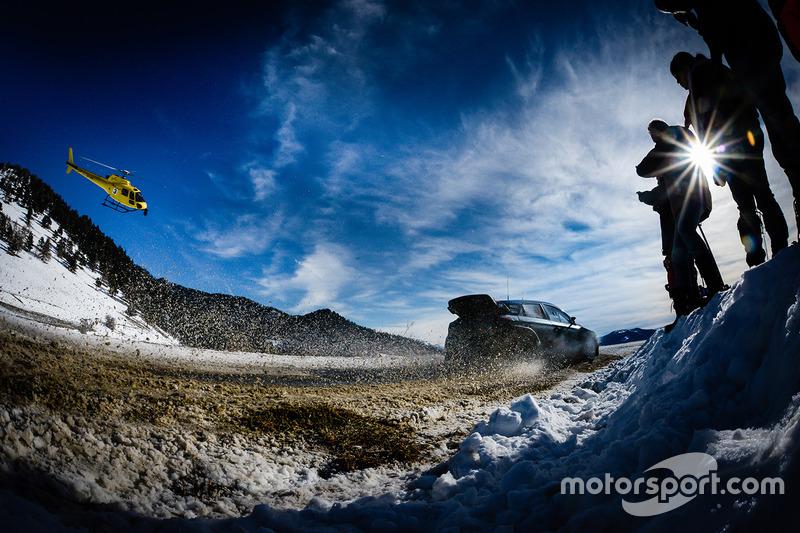 2. Daniel Sordo, Marc Marti, Hyundai i20 WRC, Hyundai Motorsport