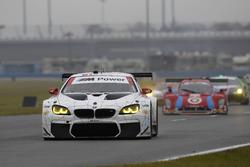 #100 BMW Team RLL BMW M6 GTLM: Lucas Luhr, John Edwards, Kuno Wittmer, Graham Rahal