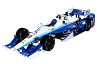 IndyCar Foto - Max Chilton, Chip Ganassi Racing livery