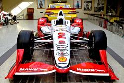 Переможний Penske Indy 500 зразка 2015 року - Хуан-Пабло Монтоя