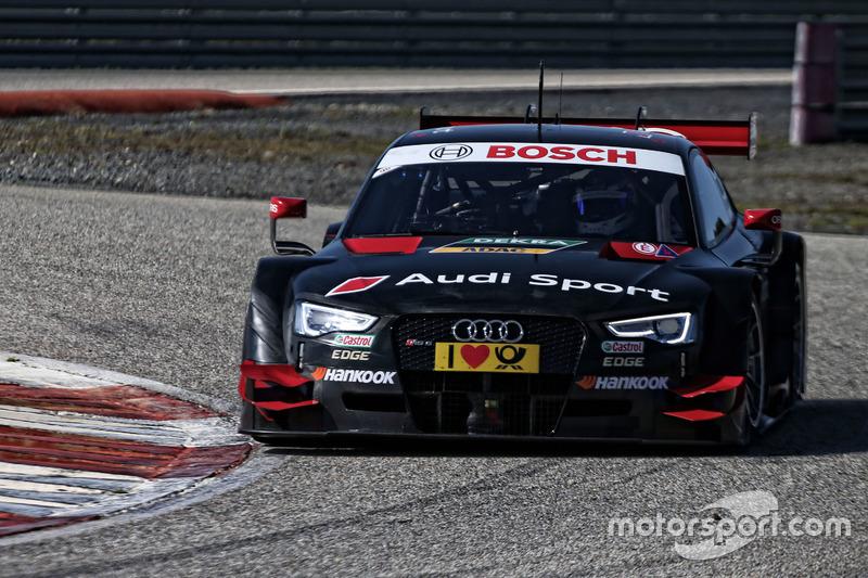 Bestzeit 2. Tag: Mattias Ekström, Audi RS 5 DTM