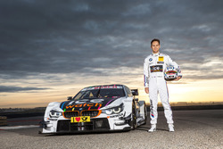 Новая ливрея машины Тома Бломквиста, Ice-Watch BMW M4 DTM