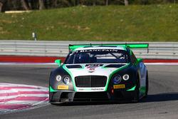 #24 Team Parker Racing Bentley Continental GT3