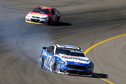 Ricky Stenhouse Jr., Roush Fenway Racing Ford nach dem Crash