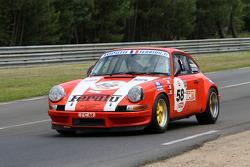 #58 Porsche 911 ST 2,5l 1972: Philippe Peauger