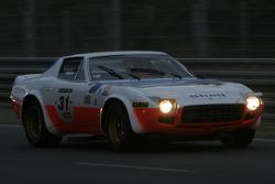 31-Abellan, Boulet, Ickx-Ferrari 365 GTB, 4 Spider NART 1972