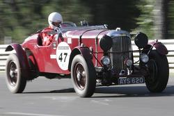 47-Bugler, Bugler-Lagonda LG45 1937