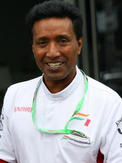 Balbir Singh, Force India F1 Team
