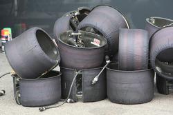 Internal Tyre Warmers