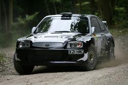 Marcus Dodd, 2003 Hyundai Accent WRC Evo 3.5