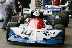Richard Attwood, 1976 March Cosworth 761 (ex Ronnie Peterson)