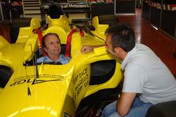 Emerson Fittipaldi, Seat Holder of A1 Team Brazil