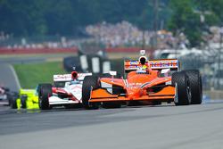 Pace lap: Enrique Bernoldi