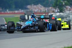 Pace lap: Danica Patrick