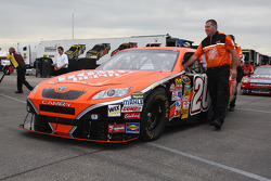 Home Depot Toyota pushed to tech inspection