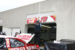Furniture Row crew member at work