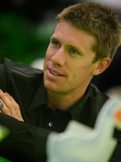 Aflac press conference: Carl Edwards