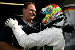 Pole Position, Augusto Farfus, BMW Team Germany, BMW 320si